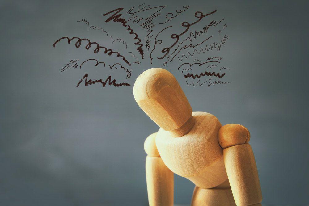 wood figurine