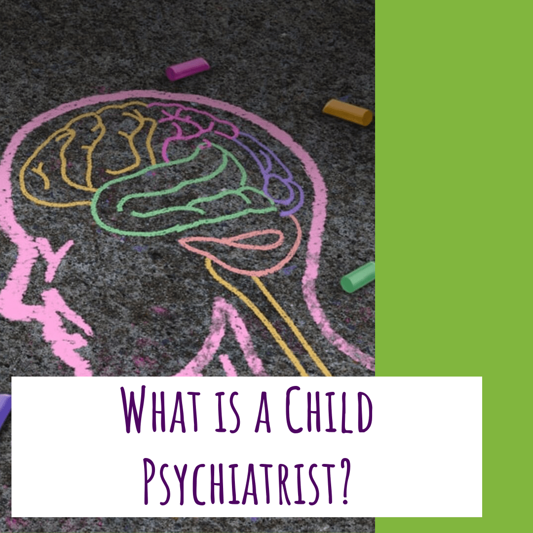 "Title banner for ""what is a child psychologist?"""