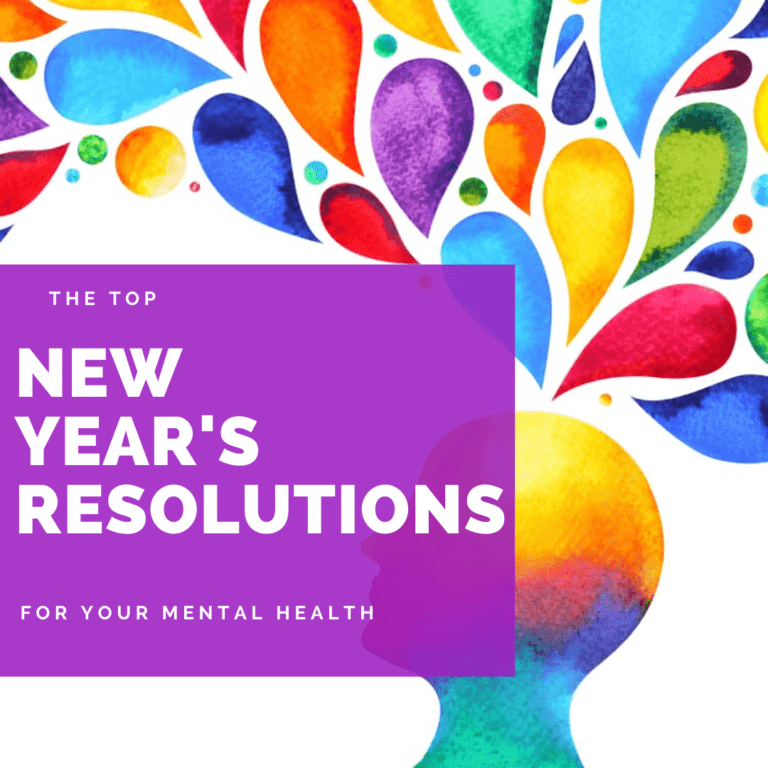 The Top New Year's Resolutions for Your Mental Health