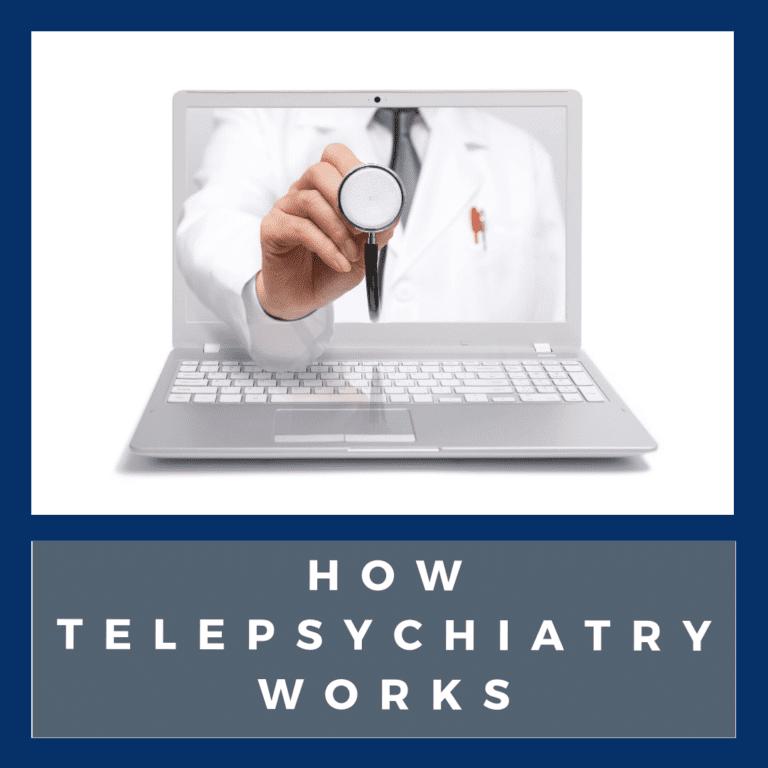 How Telepsychiatry Works