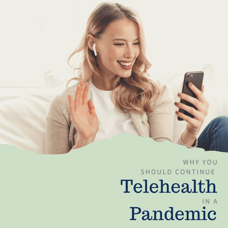 Why You Should Continue Telehealth in a Pandemic