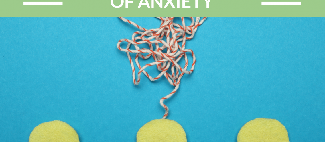 7 Lesser Known Symptoms of anxiety